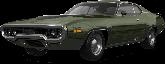 Plymouth GTX 2 Door Hardtop 1971