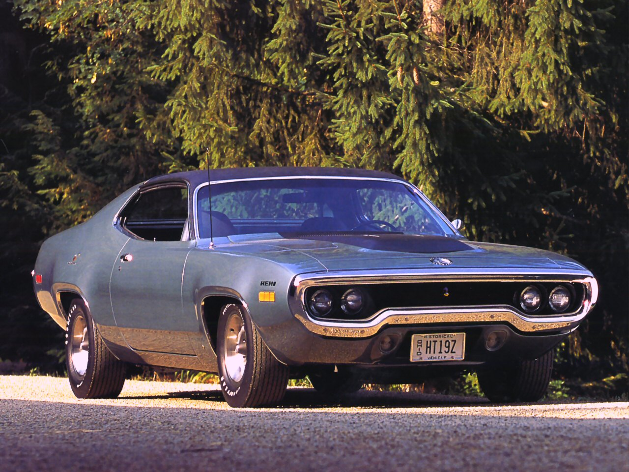 Plymouth GTX Coupe 1971