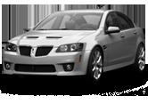 Pontiac G8 GXP Sedan 2009