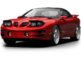 Pontiac Trans Am Coupe 2002