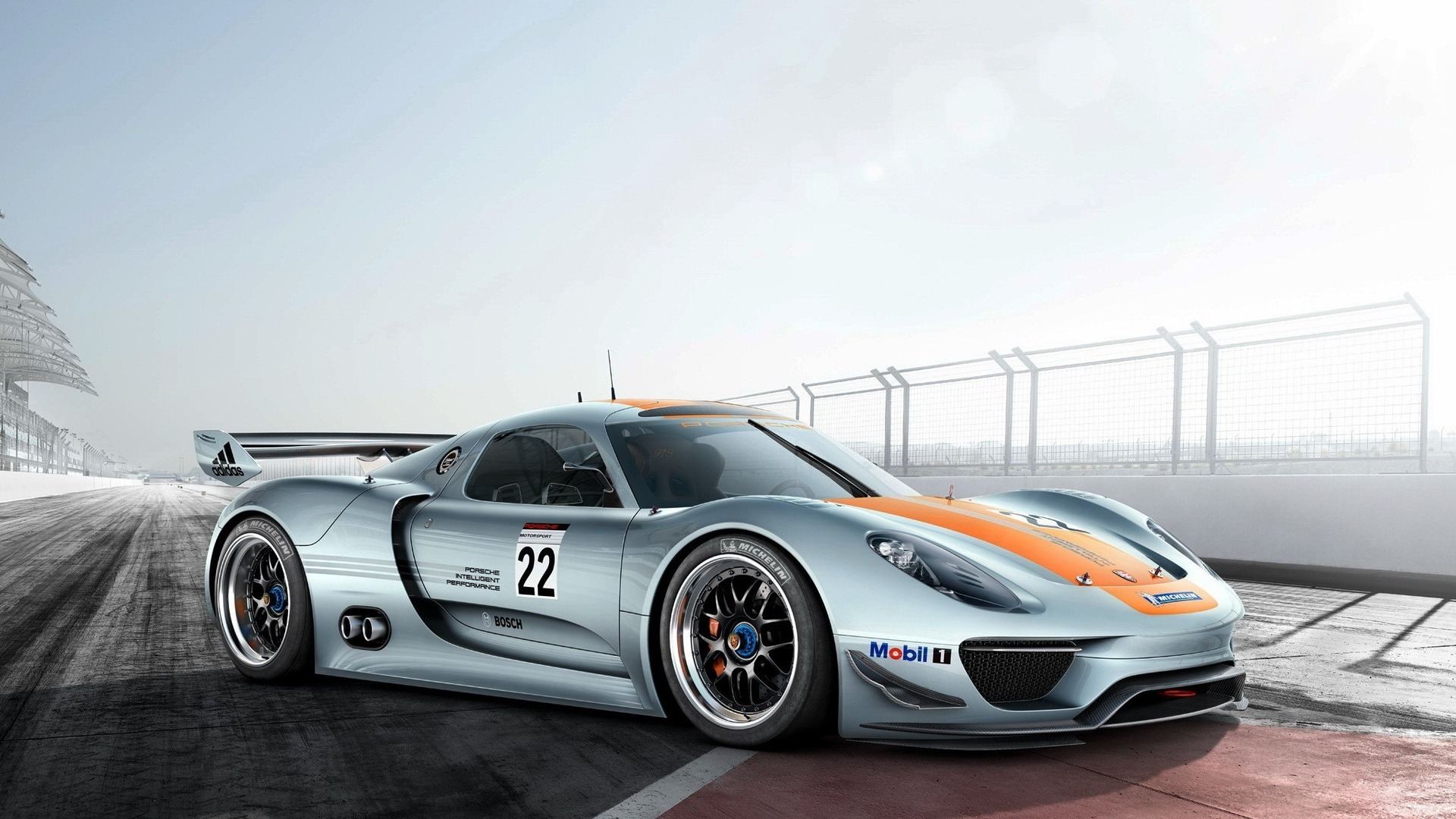3dtuning of porsche 918 rsr coupe 2012. Black Bedroom Furniture Sets. Home Design Ideas