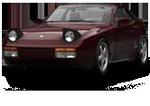 Porsche 944 Coupe 1982
