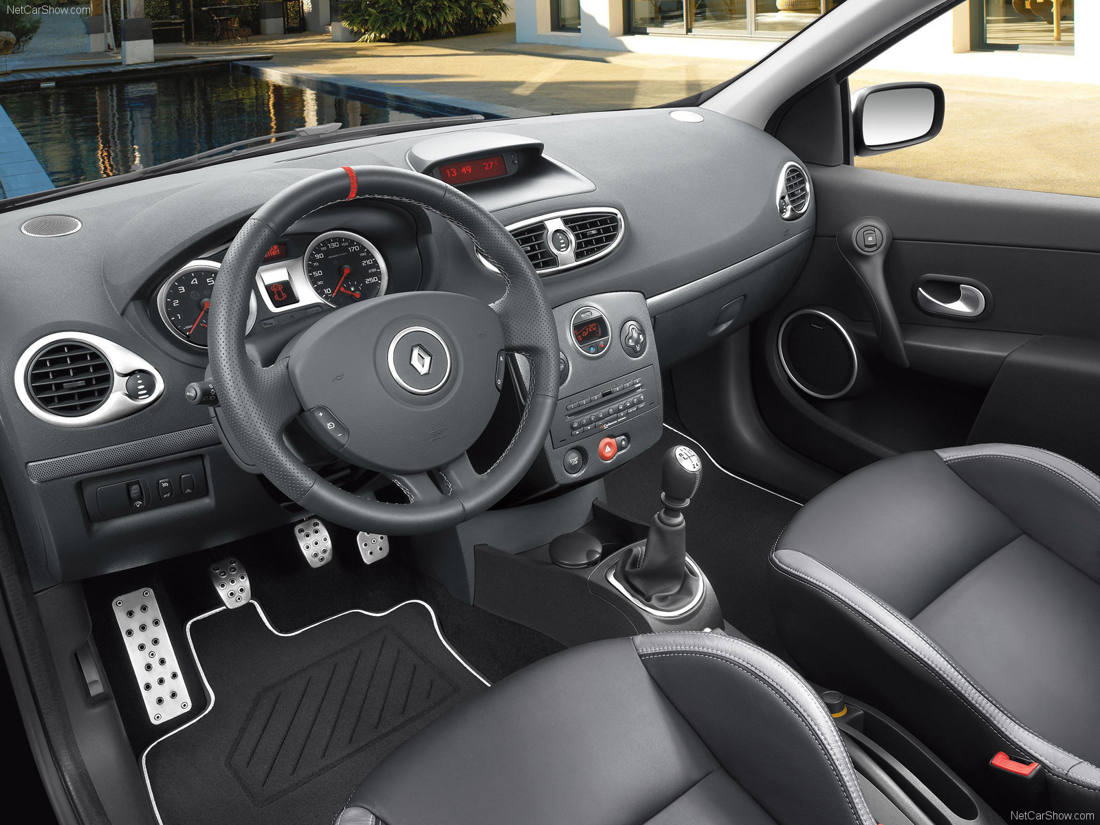 3dtuning Of Renault Clio 3 Door Hatchback 2008 3dtuning