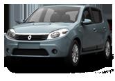 Renault Sandero 5 Door Hatchback 2011