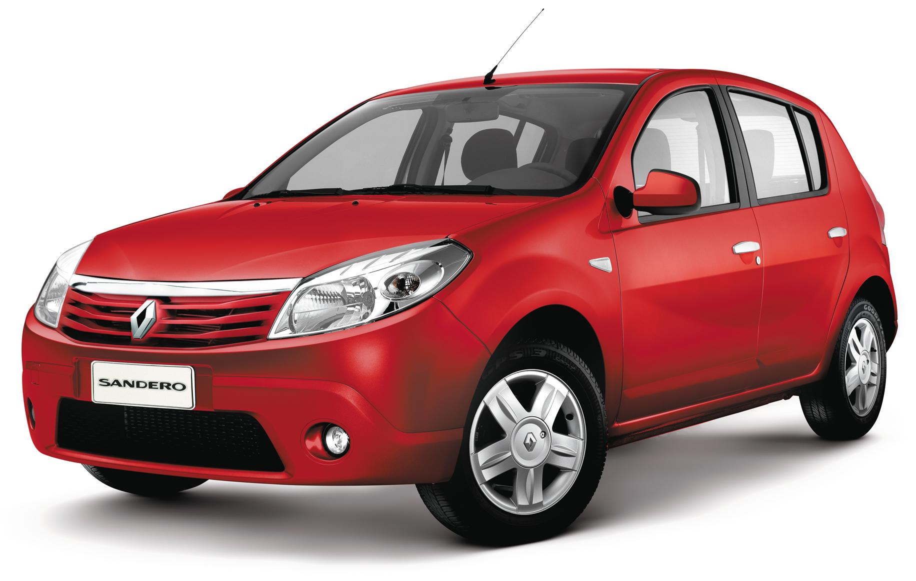 3DTuning of Renault Sandero 5 Door Hatchback 2011 3DTuning.com