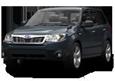 Subaru Forester Crossover 2008