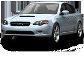 Subaru Legacy sedan 2002