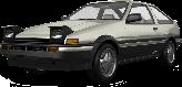 Toyota AE86 3 Door Hatchback 1985