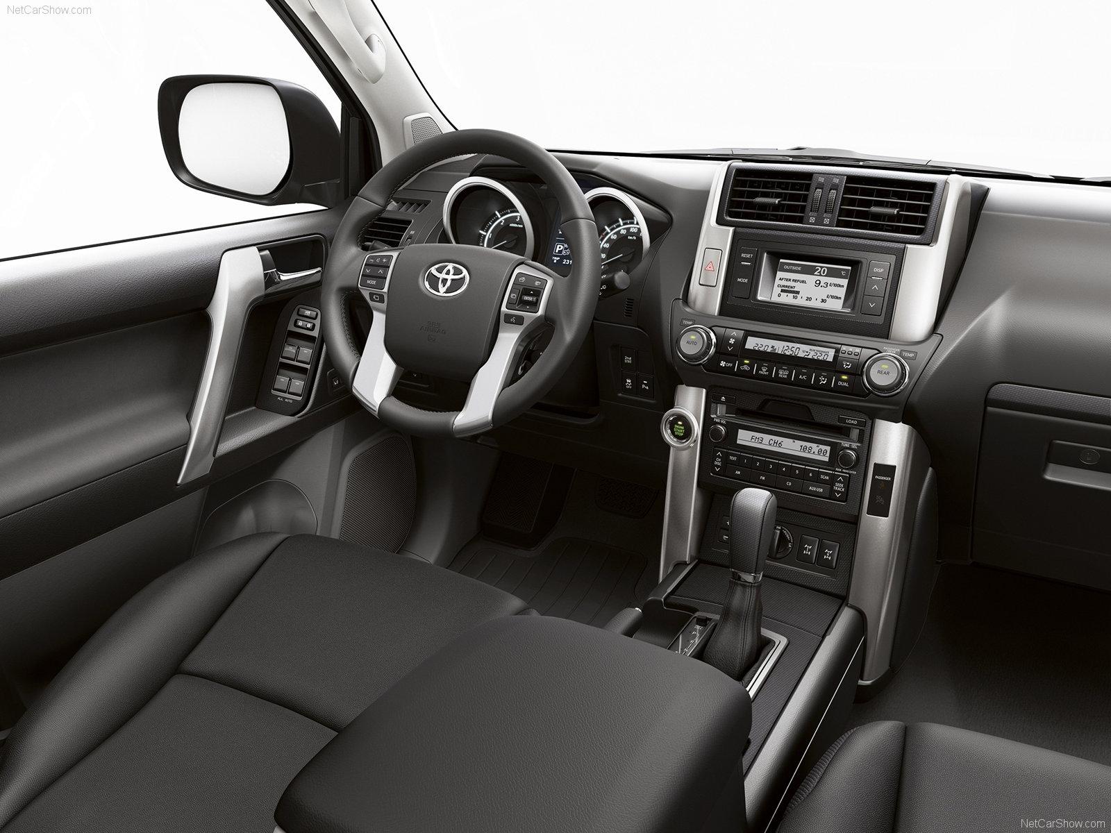 ... Toyota LC Prado SUV 2009 ...
