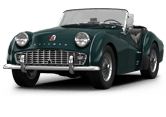 Triumph TR3B Coupe 1962