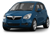 Vauxhall Agila 5 Door Hatchback 2011
