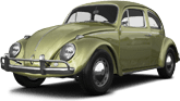 Volkswagen Beetle Saloon 1964