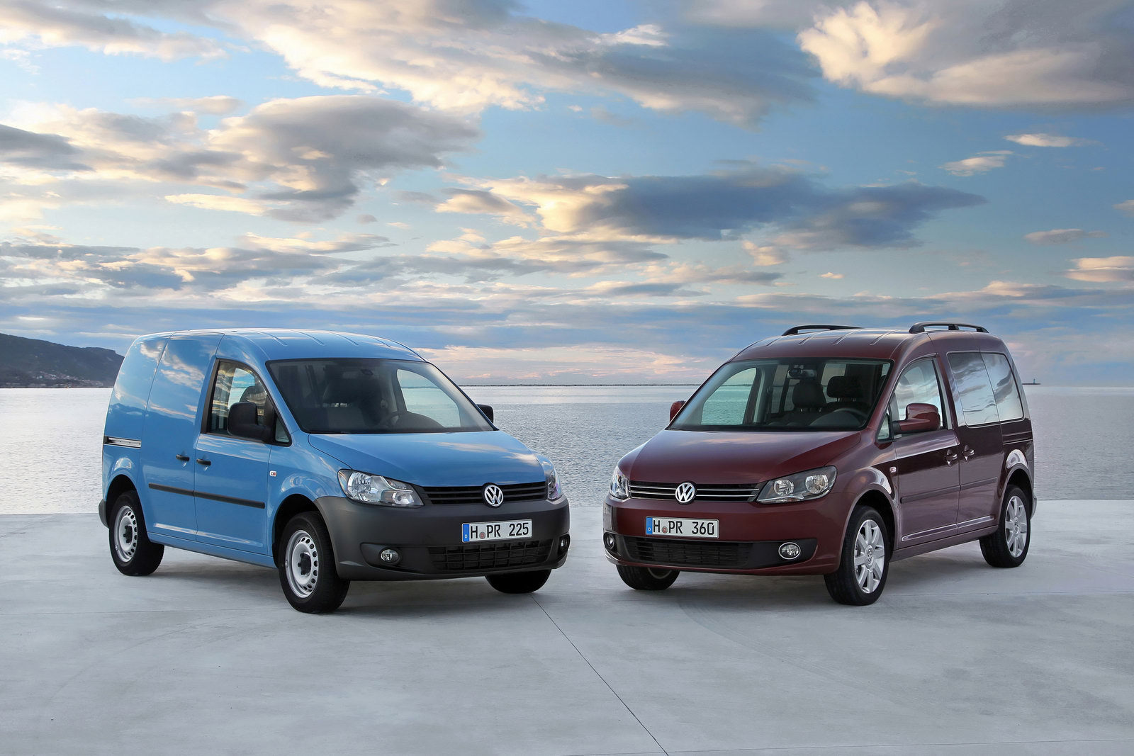 My perfect Volkswagen Caddy (facelift). 3DTuning - probably the best ...