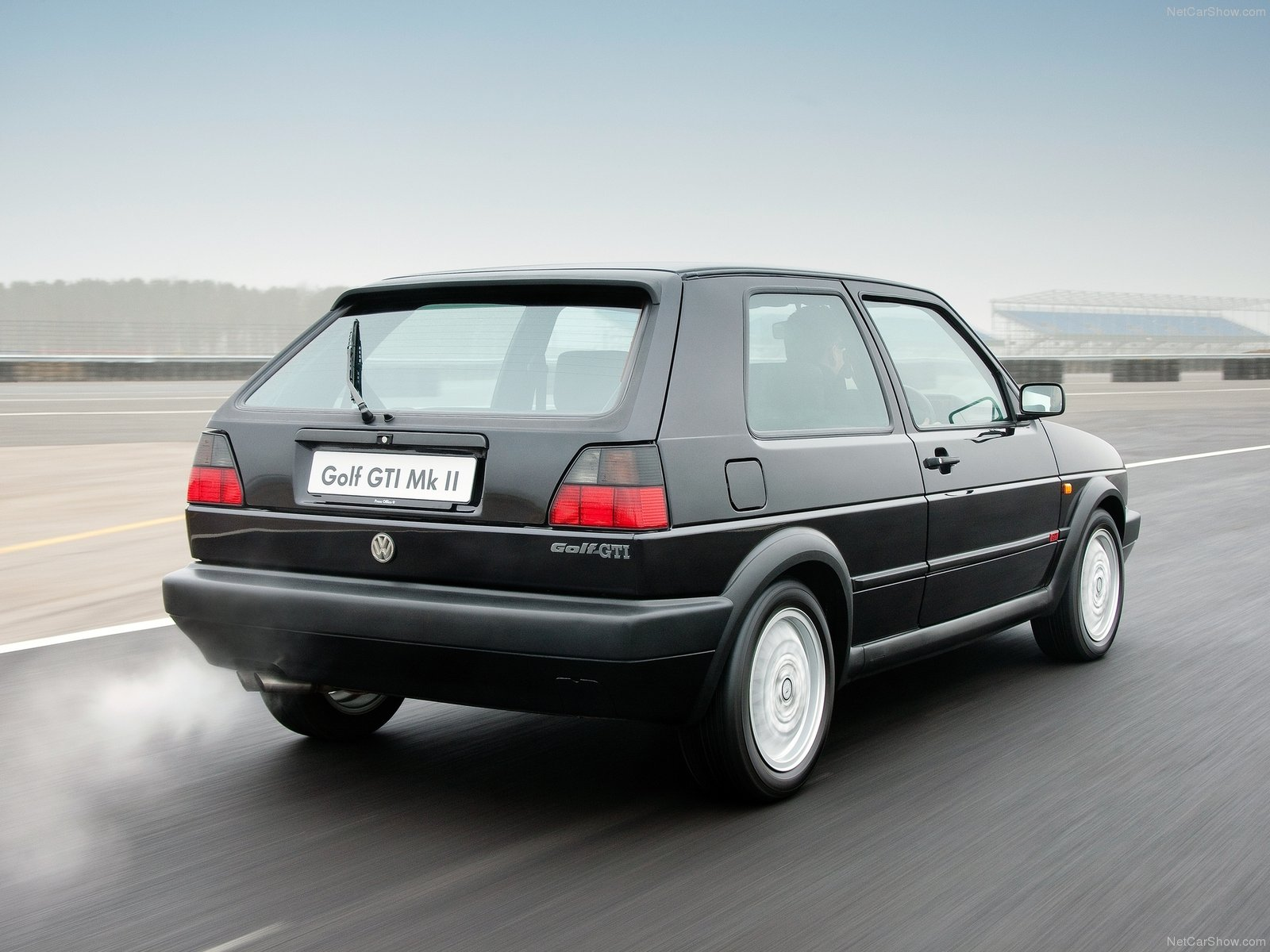 3 door hatchback on 1985 vw gti