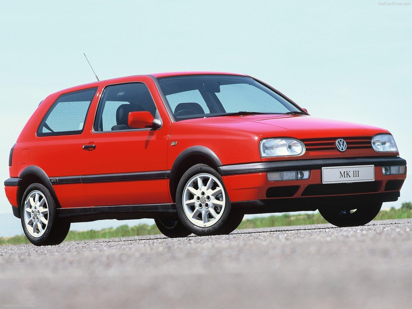 3DTuning of Volkswagen Golf 3 3 Door Hatchback 1991 3DTuning.com ...
