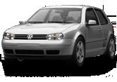Volkswagen Golf 4 3 Door Hatchback 2002