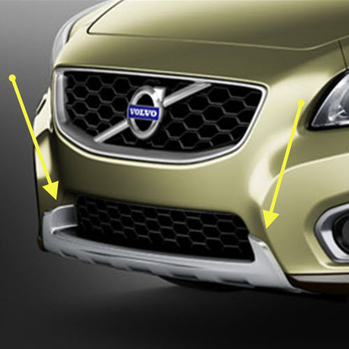 My Perfect Volvo C30. 3DTuning