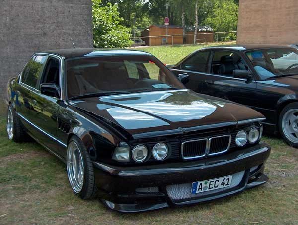Bmw 730i E32 Tuning of Perfect Bmw E32 Tuning