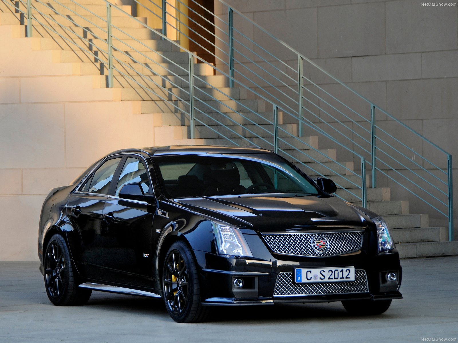 Tuning Cadillac Cts V Sedan 2010 Online Accessories And