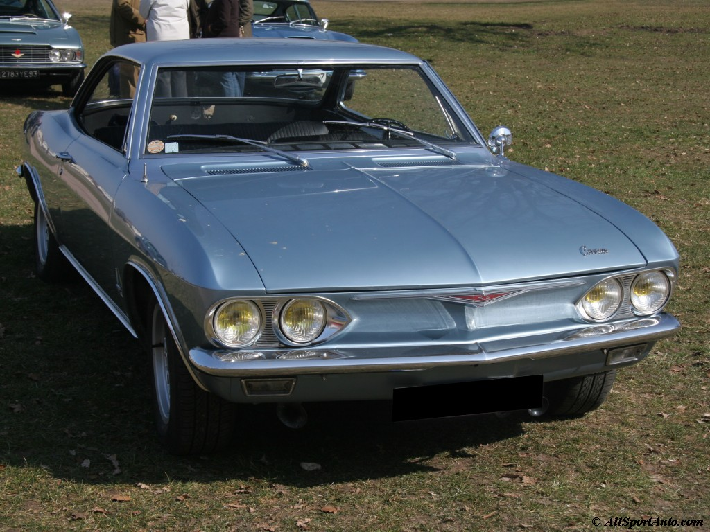 All Chevy chevy corvair monza : My perfect Chevrolet Corvair Monza. 3DTuning - probably the best ...