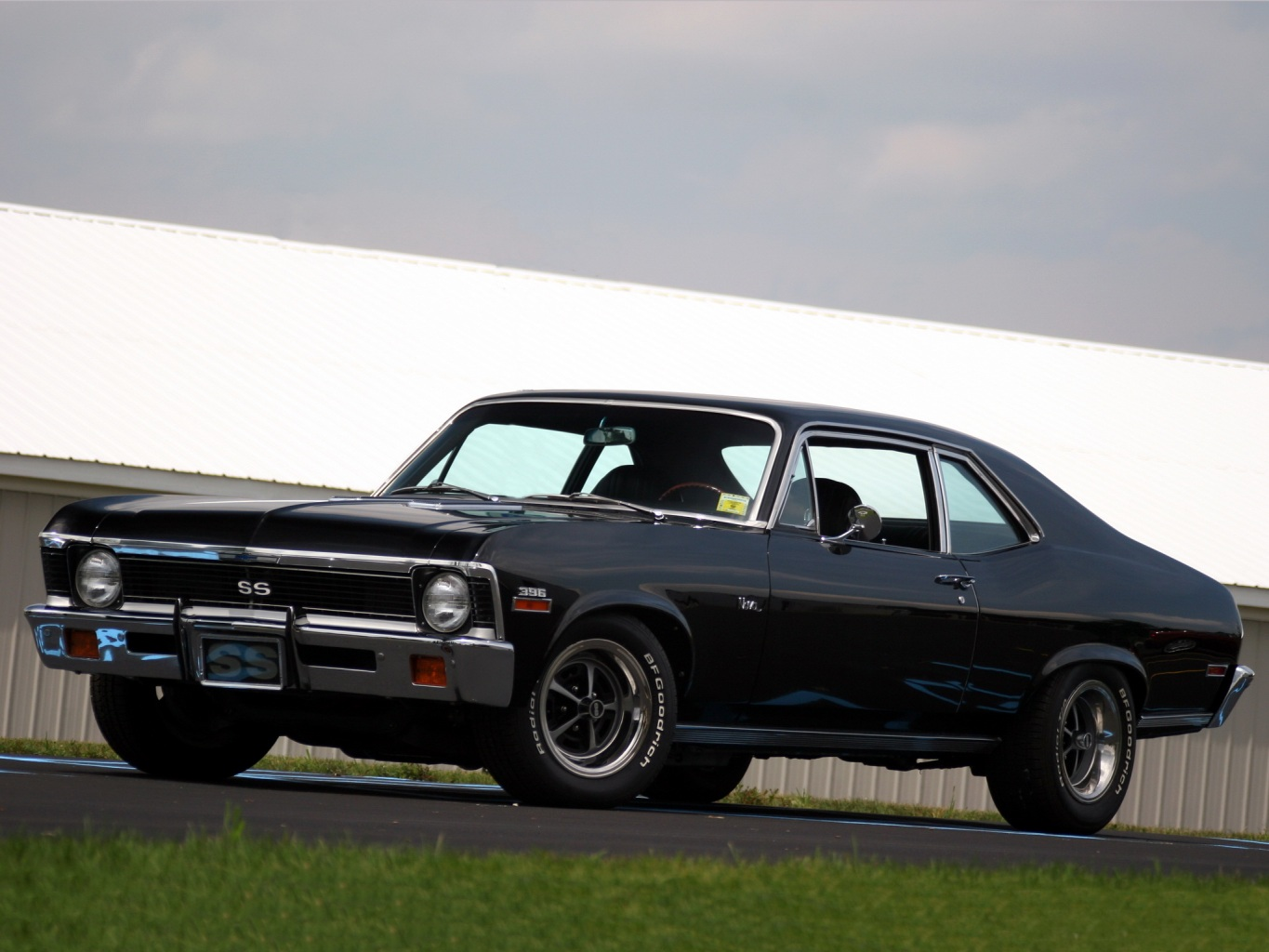 All Chevy black chevy nova : My perfect Chevrolet Nova SS. 3DTuning - probably the best car ...