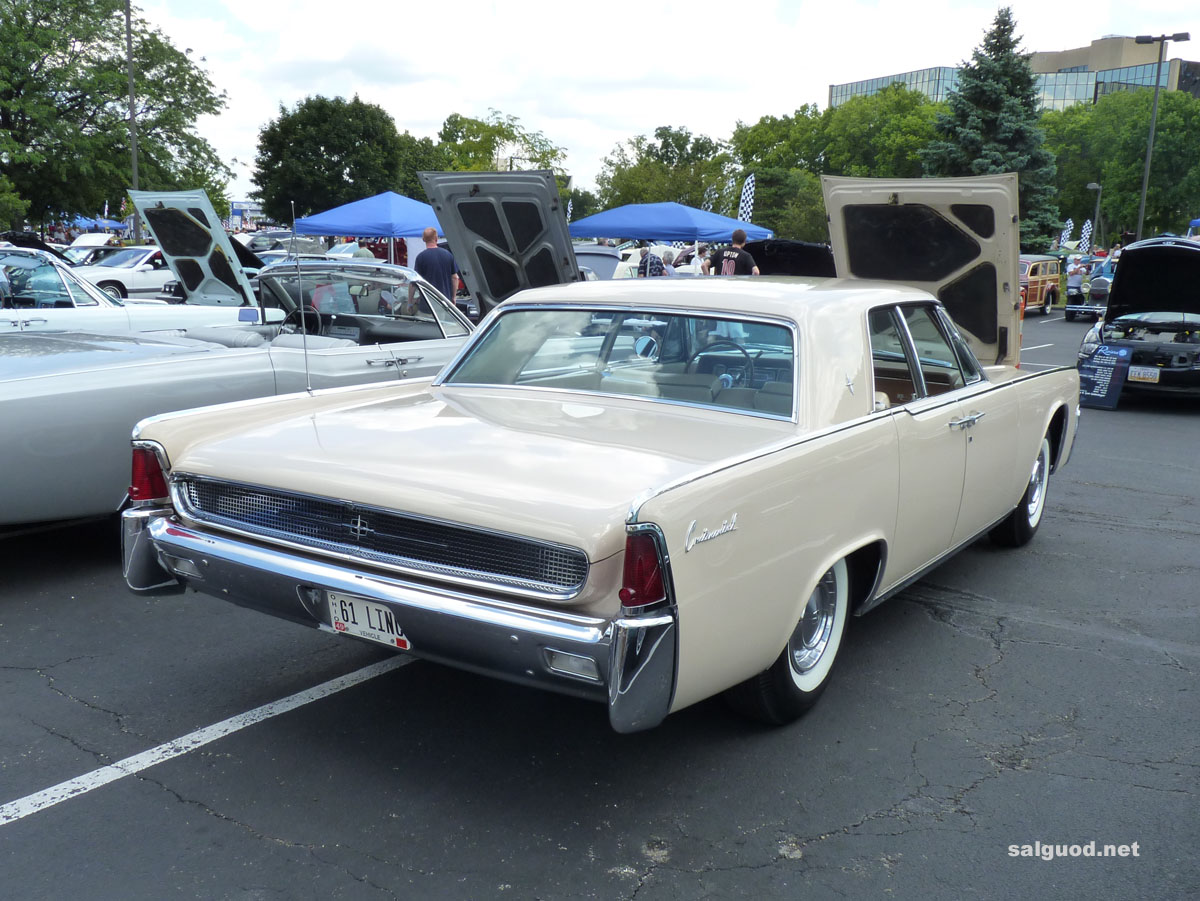 3dtuning Of Lincoln Continental Sedan 1961 3dtuning Com