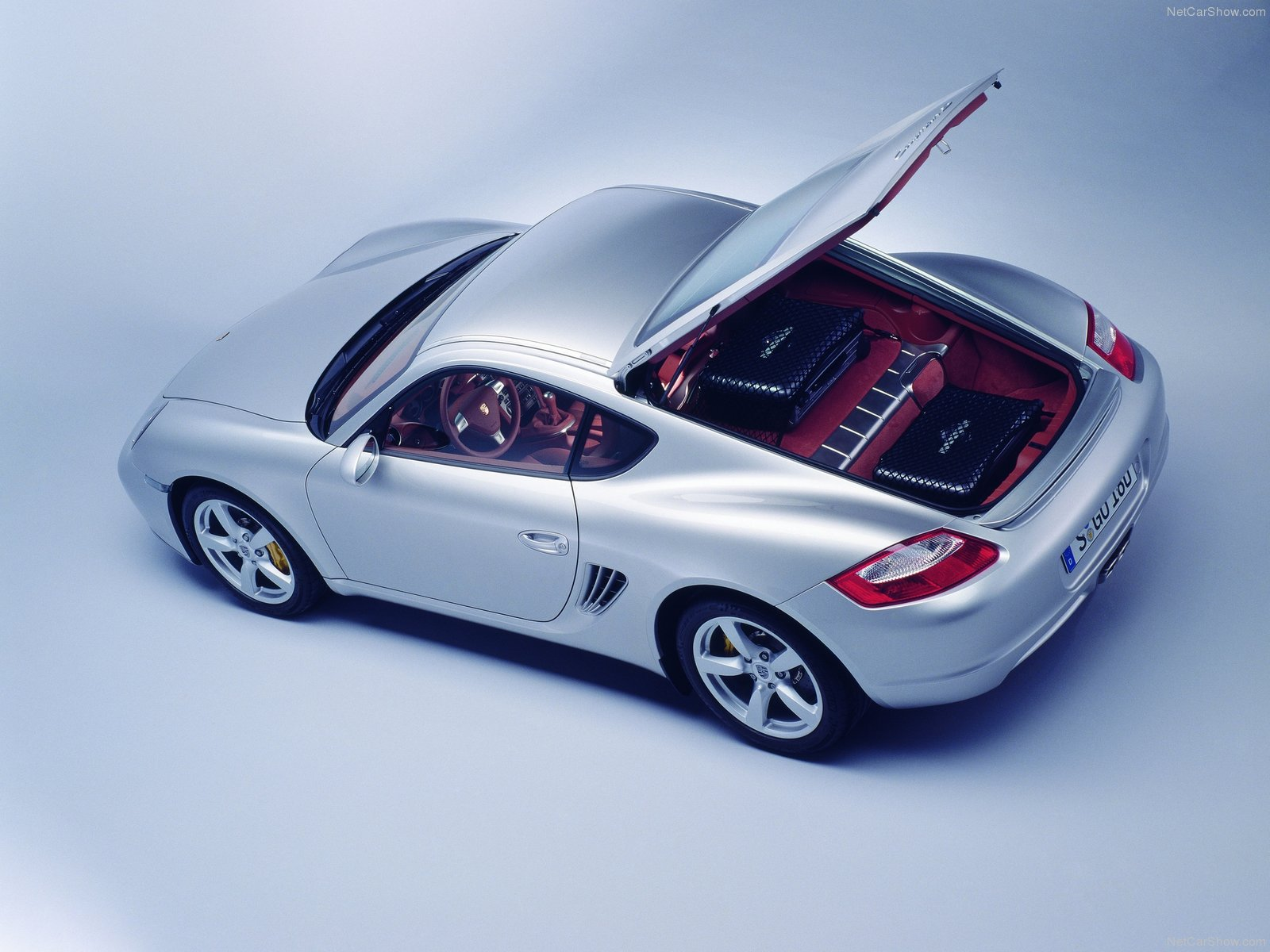 3dtuning Of Porsche Cayman S Coupe 2008 3dtuning Com